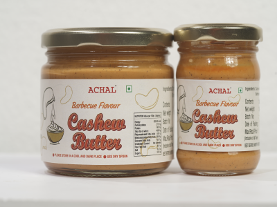 Cashew Butter - Barbeque Flavoured