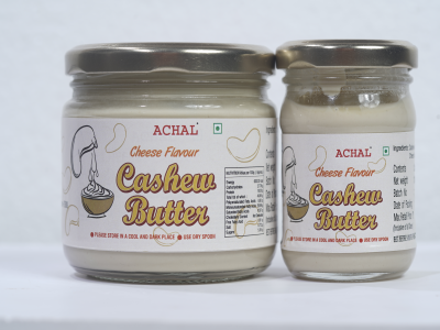 Cashew Butter - Cheese Flavoured