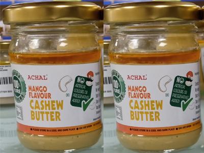 Cashew Butter - Mango Flavoured