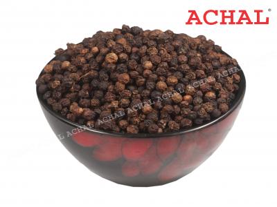 Black Pepper Corns (Kaali Mirch) - O